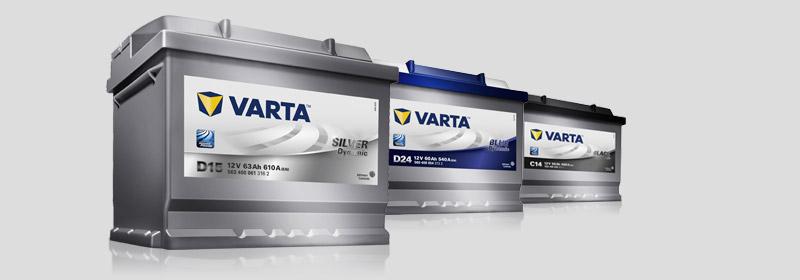 detailní informace o  Autobaterie Varta 12V 40Ah  ()